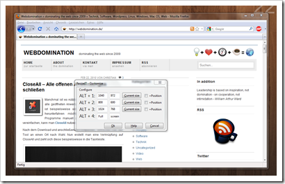 ResizeIT_Firefox_Extension