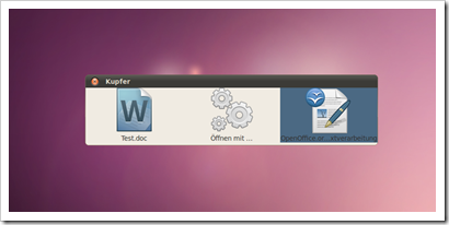 Kupfer_launcher_Open_With
