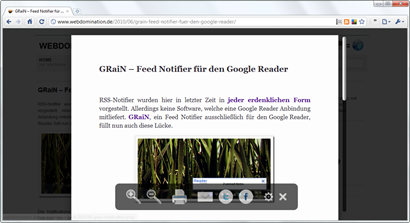 Chrome_iReader_Extension