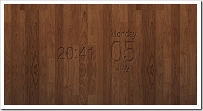 Rainmeter_embedded_clock2