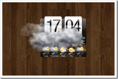 HTC_Home_Weather